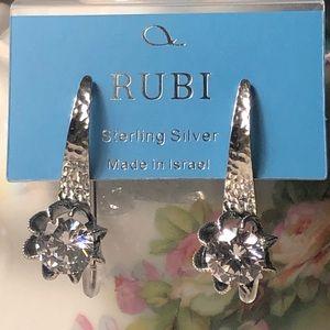 RUBI earrings NWT